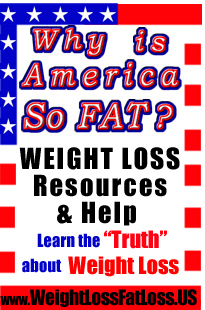 WeightLossFatLoss.US contains complete information on weight loss and will help you lose weight quick and easy
